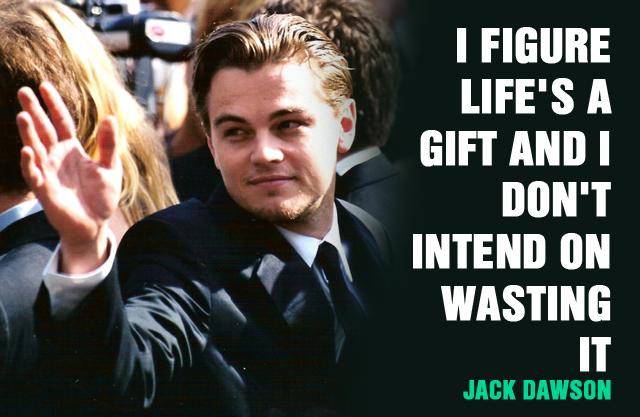 jack dawson quotes