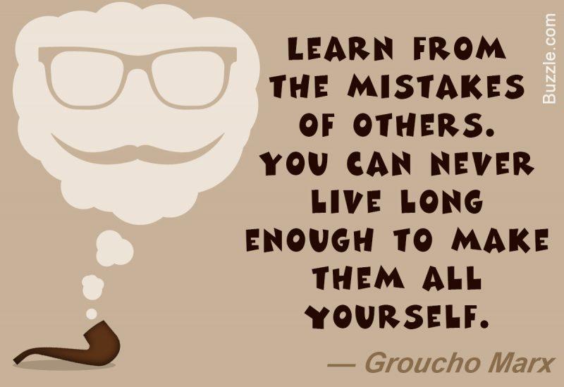 Inspirational Quoates Groucho Marx