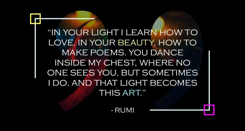 In your light. I learn how to love