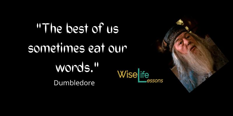 Best Dumbledore Quotes.