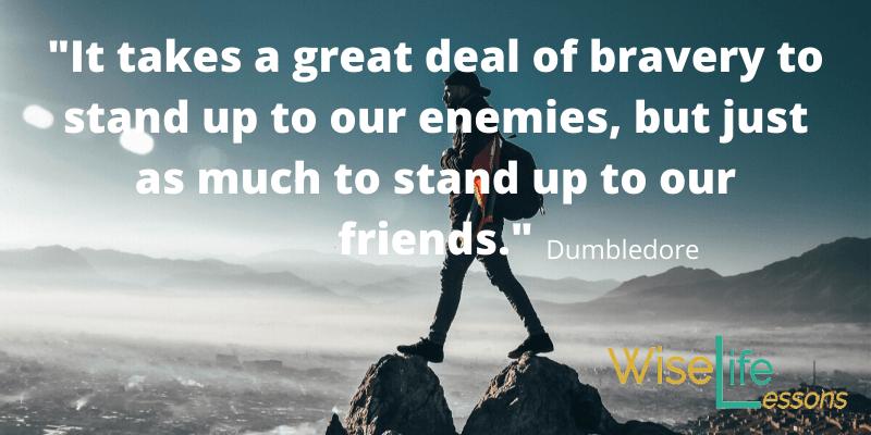Harry Potter Dumbledore Quotes.