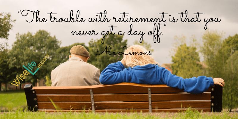 retirement quotes funny